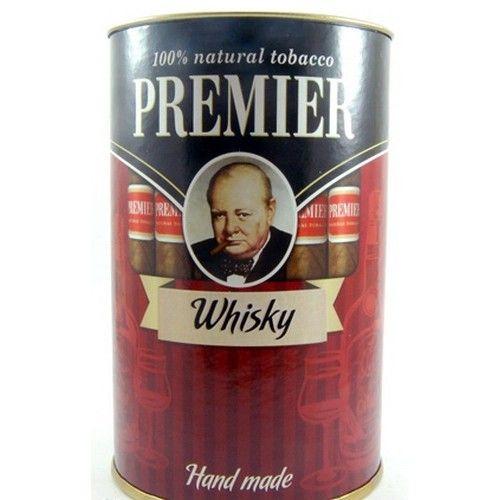 Сигариллы Premier Whisky туба 35 шт