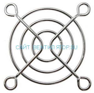 Решетка для вентилятора металлическая 50х50