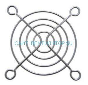 Решетка для вентилятора металлическая 60х60