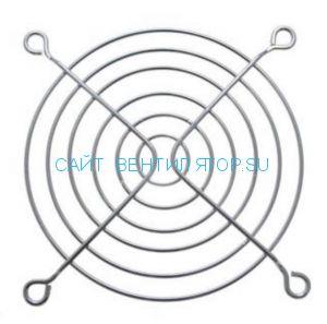Решетка для вентилятора металлическая 92х92