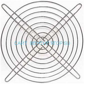 Решетка для вентилятора металлическая 172х150