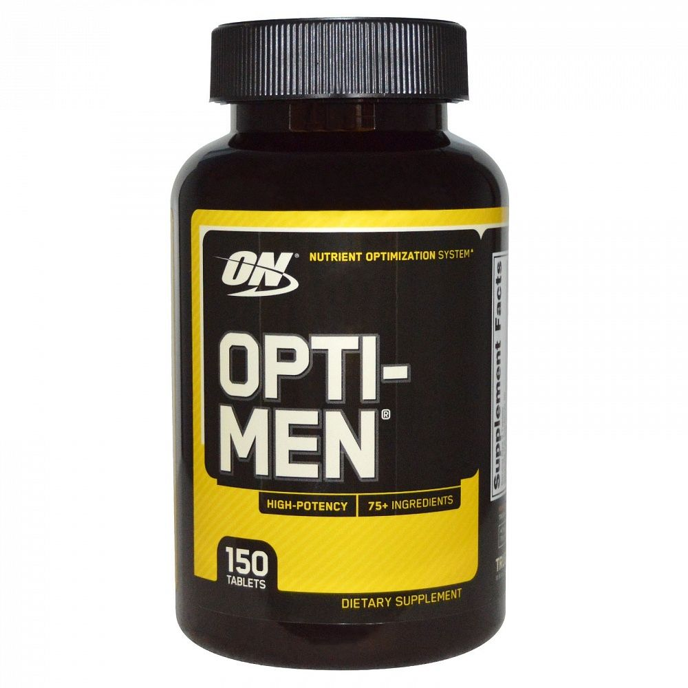 Витамины Opti-Men (Optimum Nutrition) 150 табл