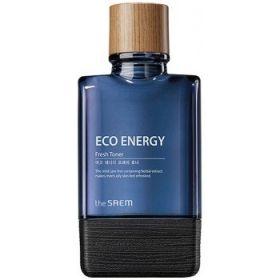 THE SAEM Eco Energy Fresh Toner 150ml - Освежающий тоник для уставшей мужской кожи