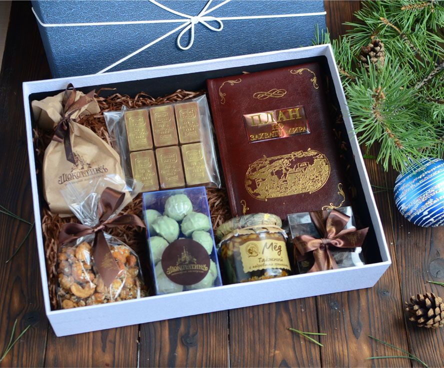"Коробка ""Подарок Победителю"""