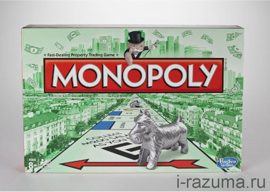 Монополия (Hasbro)