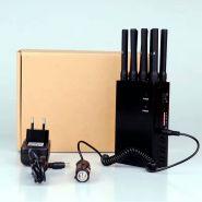 Подавитель сигнала GSM DCS 3G 4G WiFi GPS - MONSTER KS8-PRO MAX (8 антенн)