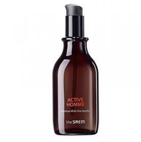 THE SAEM Active Homme Moisture Toner 160ml - Увлажняющий тонер для мужской кожи