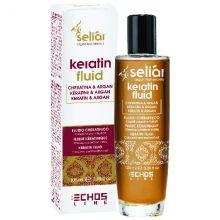 KERATIN FLUID Восстанавливающий флюид с маслом Аргании и кератином 100 мл