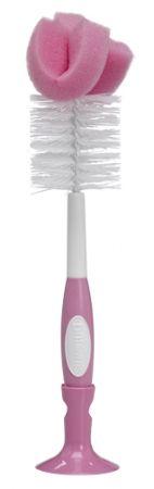 Dr.Brown`s Ёршик для чистки бутылочки, розовый (арт. AC026)
