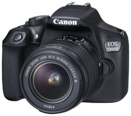 Canon EOS 1300D kit 18-55 mm DC III