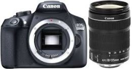 Canon EOS 1300D kit 18-135mm IS