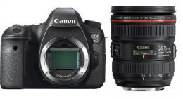 Canon EOS 6D Kit EF 24-70mm f/4L IS USM