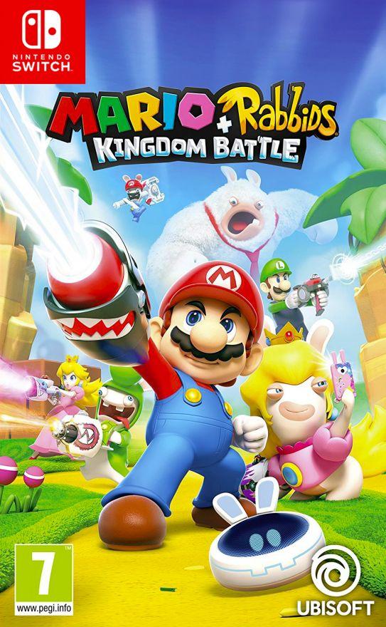 Игра Mario + Rabbids Битва за королевство (Nintendo Switch)