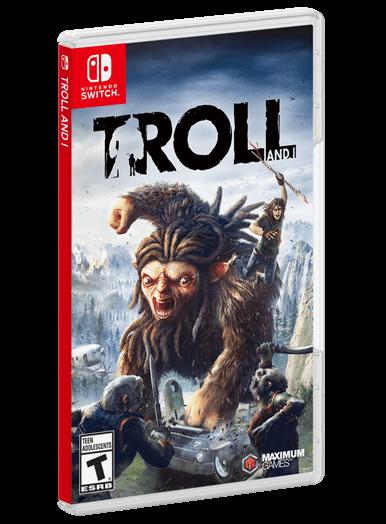 Игра Troll and I (Nintendo Switch)