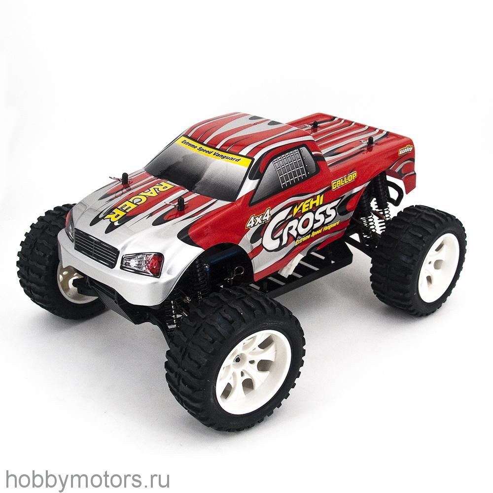 HappyCow Cyclone 2 4WD RTR масштаб 1:10 27Mhz - 94111-559