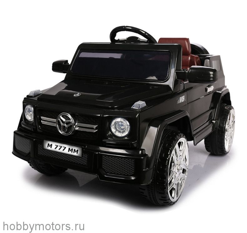 Электромобиль Joy Automatic BJ777 Mercedes G