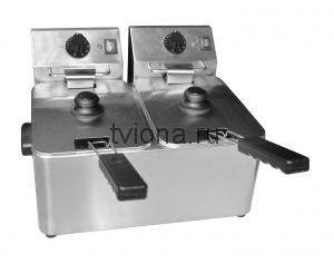 Фритюрный шкаф GASTRORAG CZG-HDF4+4