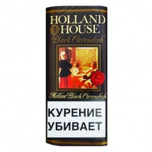 Трубочный табак Holland House Black Cavendish