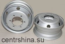 6,75x19,5 B19DS44,4 6/222,25/164/126 (1913) ASTERRO (HD120 )  Диск колесный