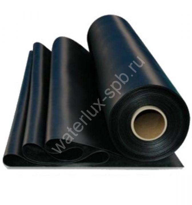 Пленка каучуковая EPDM-Firestone Pond Gard 1,02 мм 15,25 х 30,50 м (на отрез)