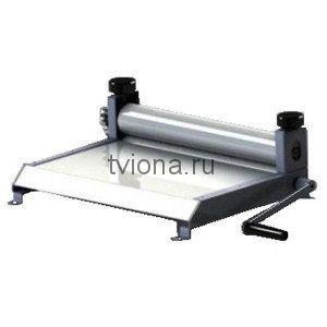 Тестораскаточная машина ручная ТРМ- 400РН (валы и стол нержавейка)