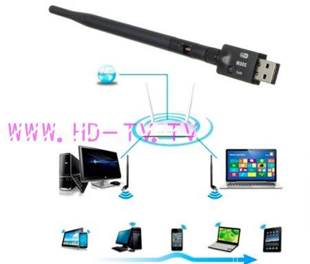 USB Wi-Fi  Ralink 7601