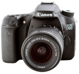 Canon EOS 70D EF-S 18-55mm IS STM(РСТ)