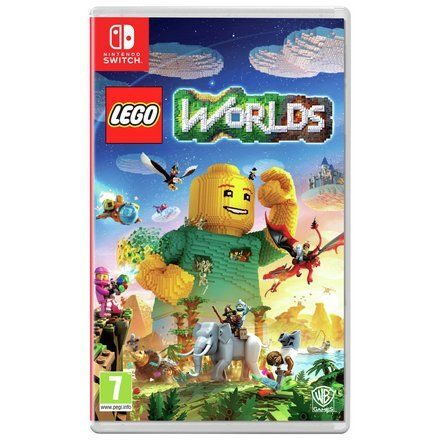 Игра Lego Worlds (Nintendo Switch)