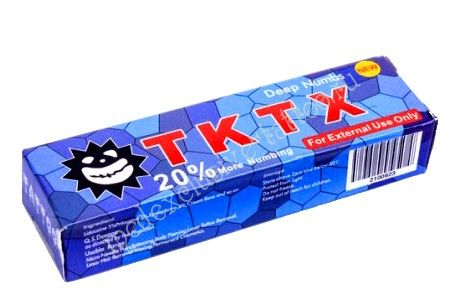 TKTX (20%) - анестетик. (10гр.)