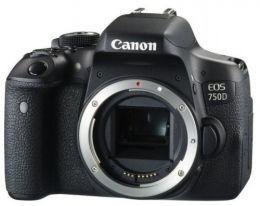 Canon EOS 750D Kit 50f 1.8 STM