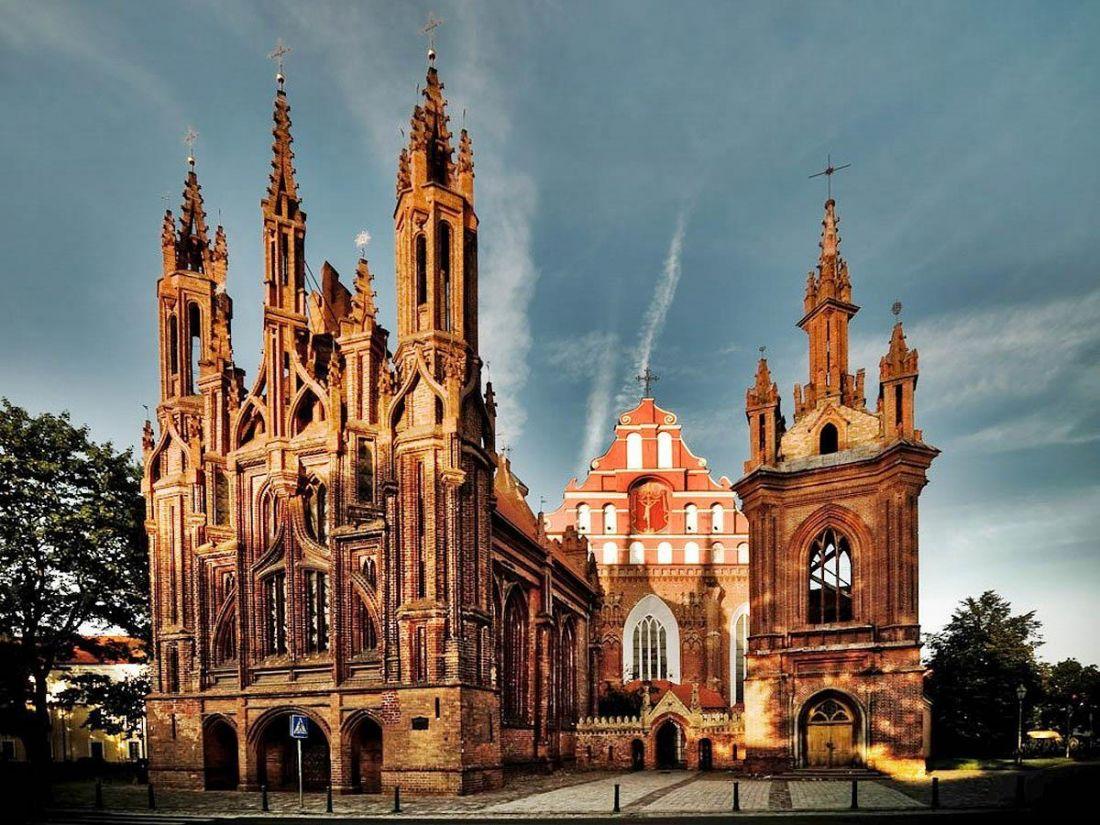 В Вильнюс-Тракай* на выходные: экскурсии, шоу-дегустации, шопинг - на выбор! Возможность мультивизы!