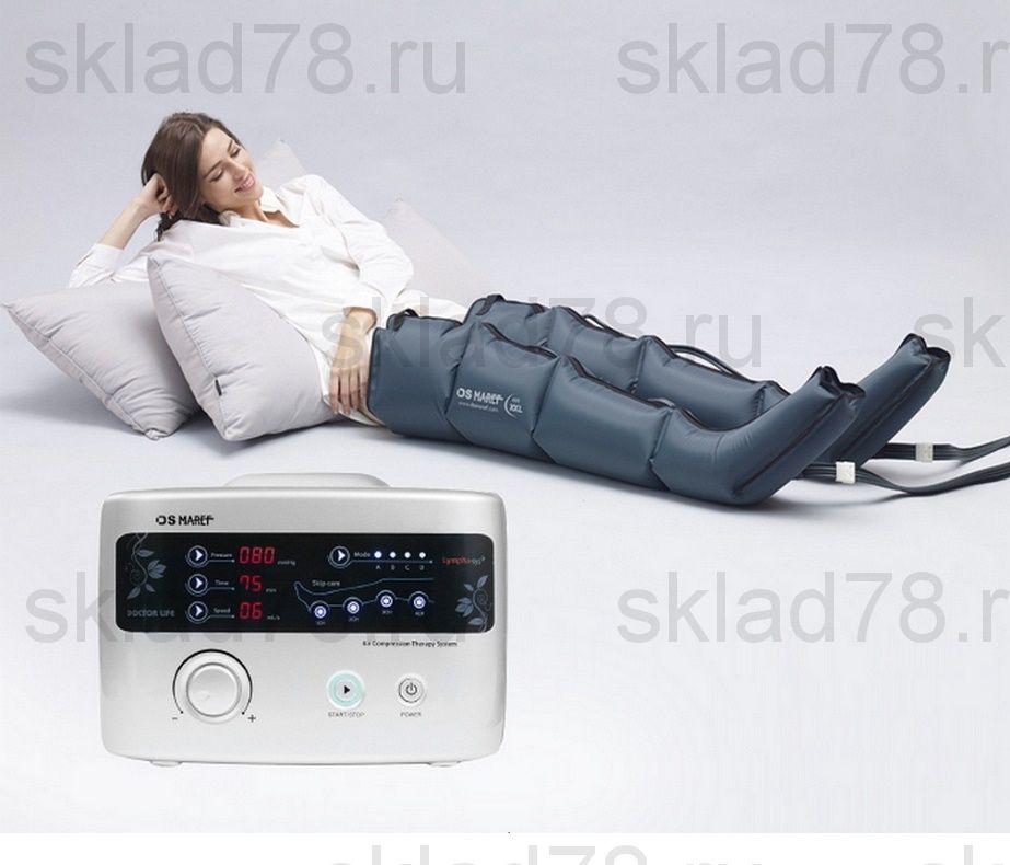 Doctor Life Lympha-sys9 лимфодренажный аппарат с манжетами ног