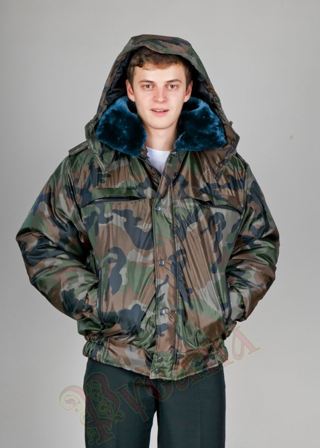 "Куртка зимняя ""Пилот"""
