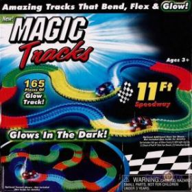 Светящийся Magic Tracks - 165 деталей!