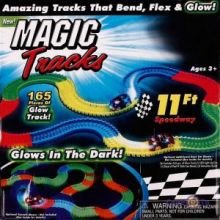 Светящийся Magic Tracks - 165 деталей!