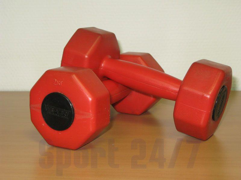Тренажер - комплект гантелей (2шт.)СТ – 560.2 V-sport