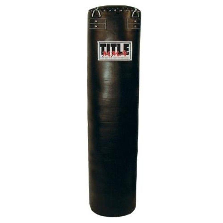 Мешок боксёрский TITLE тайский   Артикул: THB