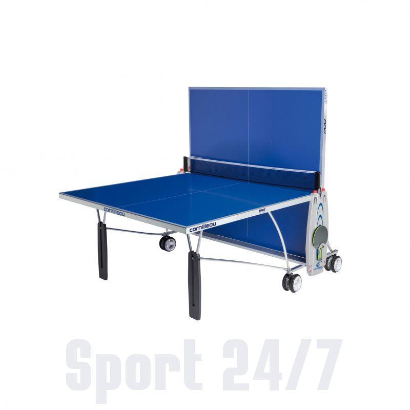 Теннисный стол всепогодный CORNILLEAU SPORT 200S OUTDOOR (СИНИЙ), ST-132025