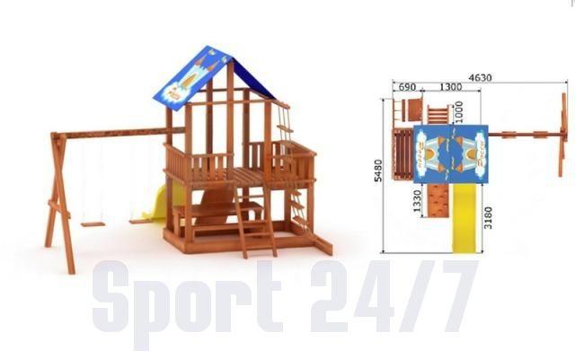 Игровой комплекс (ИК) Росинка-2