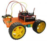 Конструктор робот СКИФ Танай. Ардуино робот