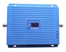Трехдиапазонный усилитель (Репитер) сигнала Repeater 2G GSM / DCS / 3G (900MHz / 1800MHz / 2100MHz)