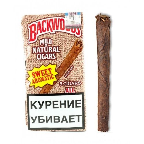 Сигариллы Backwoods Sweet Aromatic