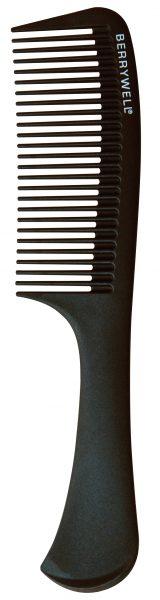 Carbon Handle comb