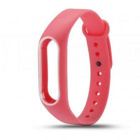 Ремешок для браслета Xiaomi Mi Band 3 розовый