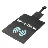 Универсальный Qi-приемник/ адаптер для беспроводной зарядки