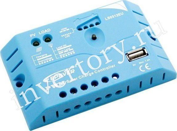 Контроллер EPSolar LS0512EU, 5A, 12V