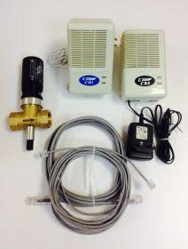 Система контроля загазованности бытовая СГК-2-Б(СО-СН)