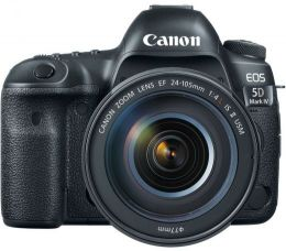 Canon EOS 5D Mark IV Kit EF 24-105mm f/4L IS II
