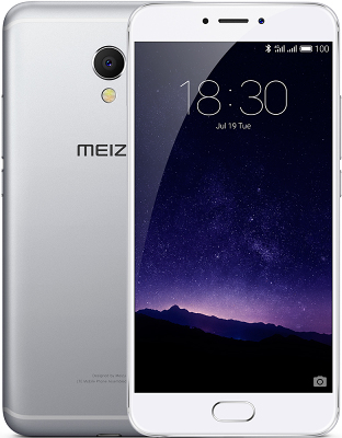 Meizu MX6 4/32GB Silver