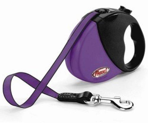 Поводок фиолетовый